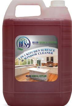 2in1 kitchen cleaner