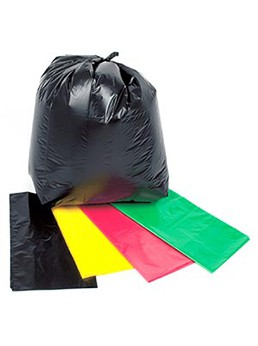 Different color Refuse Bags