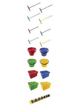 Squeegees and Buckets