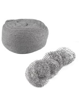 Steel Wool and Pot Scrubbers