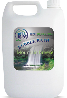 bubble bath mountain breeze