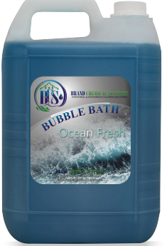 bubble bath ocean freash