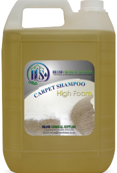 carpet shampoo hi foam
