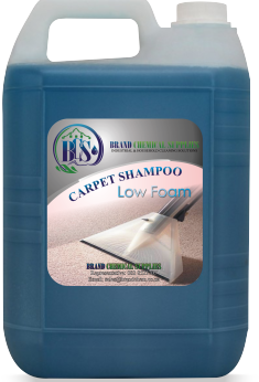 carpet shampoo lo foam
