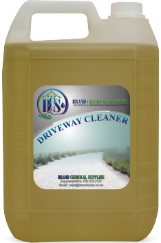 Driveway cleaner brandchembrandchem for Driveway cleaning chemicals