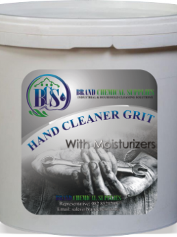 hand cleaner grit