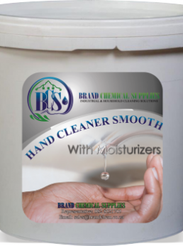 hand cleaner smoth