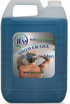 shower gel fresh men